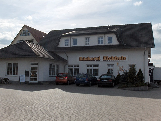 (Hauptfiliale) In der Eisenacher Str. 13 in 99826 Mihla